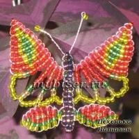 thumbs g3 Красная бабочка