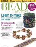 thumbs bead button april 2012 Журнал Bead & Button (бисероплетение) № 108 April 2012