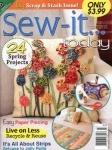 Sew-it Today - February/March 2013