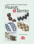 Great Designs for Shaped Beads: Peanuts & Berries (бисероплетение)