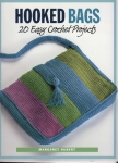 Hooked Bags: 20 Easy Crochet Projects (Вязаные сумки)