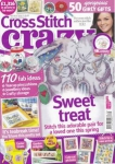 Cross Stitch Crazy Issue 175 апрель 2013
