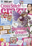 Cross Stitch Crazy Issue 178 июль 2013 (вышивка)