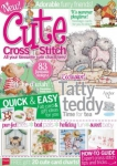 Сute cross stitch № 2  2013 summer