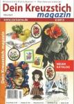 Dein Kreuzstich Magazin № 2 2013