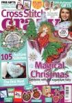 Cross Stitch Crazy № 183 Christmas 2013
