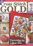 Cross Stitch Gold Issue № 105 2013