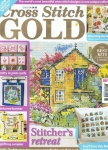 Cross Stitch Gold Issue № 104 2013
