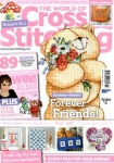 The World of Cross Stitching №211 2014 + Stitcher\'s Diary
