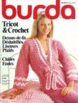 Burda special E502 1980 Tricot & Crochet