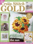 Cross Stitch Gold Issue №110 2014