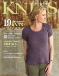 Interweave Knits Summer 2014