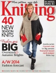 Knitting Magazine № 10 October 2014