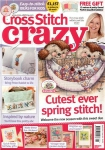 Cross Stitch Crazy №201 2015