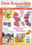 Dein Kreuzstich Magazin №1 2015