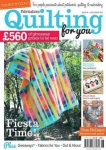 Quilting for You Issue 96 2015