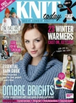 Knit Today Issue 120 2016
