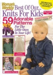 Woman\'s Weekly Knits For Kids - November 2015