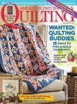 American Patchwork & Quilting №140 2016