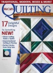 McCall\'s Quilting Vol.23 №2 2016