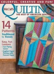 McCall\'s Quilting Vol.23 №3 2016