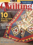 Love of Quilting №5-6 2016