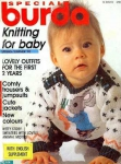 Burda special Knitting for baby №1 2005