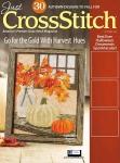 Just Cross Stitch Vol.34 №5 2016