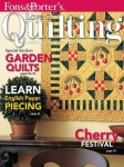 Love of Quilting Vol.13 №3 2008
