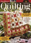 Love of Quilting - September/October 2016