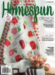 Australian Homespun №160 2016