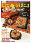 Cross Stitch & Needlework №4 2015