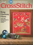 Just Cross Stitch Vol.34 №7 2016