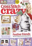 Cross Stitch Crazy - December 2016