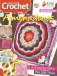 Tejido practico Crochet Almonadones №1 2015