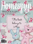 Australian Homespun - January 2017