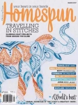 Australian Homespun №166 2017