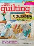 American Patchwork & Quilting №146 2017