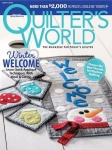 Quilter\'s World Vol.39 №4 2017