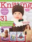 Woman\'s Weekly Knitting & Crochet - December 2017