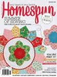 Australian Homespun №176 2018