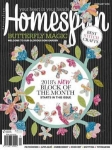 Australian Homespun №177 2018