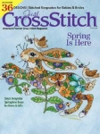 Just Cross Stitch Vol.36 №2 2018
