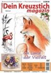 Dein Kreuzstich Magazin №3 2018