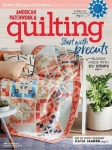 American Patchwork & Quilting №153 2018