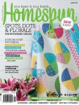 Australian Homespun №181 2018