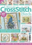 Ultimate Cross Stitch Birds №18 2018