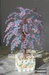 Дерево из бисера: Фантазийное дерево