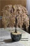 Дерево из бисера: Яблоня