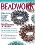 Beadwork (бисероплетение) February-March № 2-  3 2012